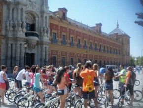 Bike Tour Sevilla